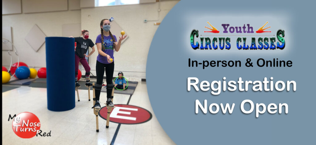 Circus Class Registration is Open